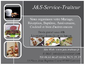J&S-traiteur Louvres
