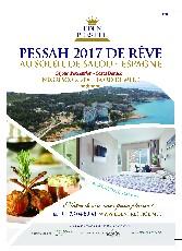PESSAH 2017 VACANCES CACHER EDEN PRESTIGE CLUB PESSAH 2017 TRAITEUR DE LUXE CLUB CACHER Stains