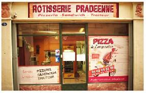 Rotisserie Pradéenne, Pizzeria Traiteur Chez Cédric Prades