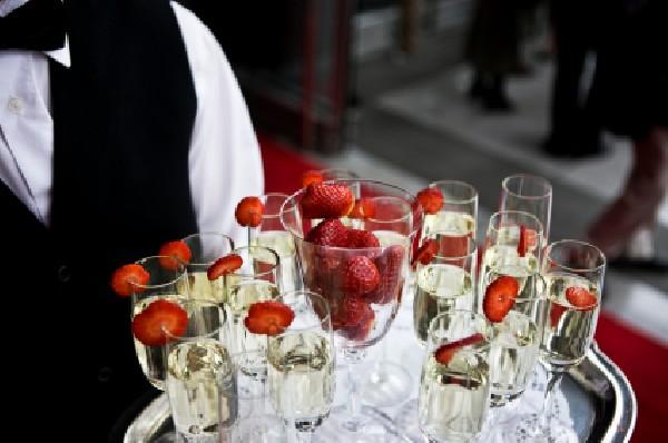 Du champagne pour une grande occasion !