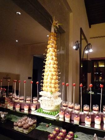 buffet desserts de nicolas